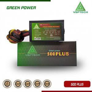Nguồn máy tính VSP Green Power 500 Plus 500W chính hãng