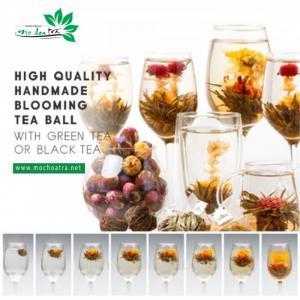 Trà hoa nghệ thuật/Blooming Tea - Mộc Hoa Trà