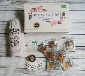 Detox Hoa quả Thanh lọc cơ thể - Mộc Hoa Trà