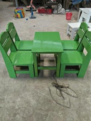 Bộ bàn ghế gỗ cóc thanh lý giá siêu rẻ..