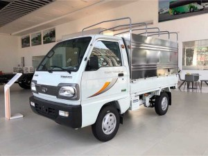 Tây Ninh, bán xe tải nhỏ trả góp Towner800 thùng bạt 900kg, đời 2020