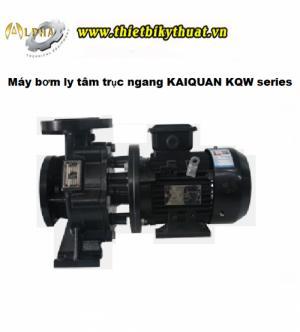 Máy bơm trục ngang KAIQUAN 125KQW160-125-90/2