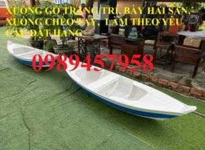 Bán xuồng gỗ 3m, 4m, thuyền gỗ 4m, 5m, 6m, xuồng gỗ có sẵn