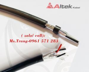 Cáp tín hiệu chống nhiễu RS485- hiệu Altek Kabel
