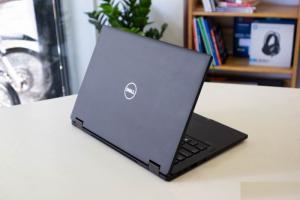 Laptop Dell Latitude E5289/ i5 7300U/ 8G/ SSD256/ Full HD/ Cảm ứng/ 360 độ/ G