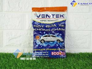 Bột rửa xe bọt tuyết không chạm Ventek Eco100 tại Nha Trang