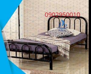 Giường sắt Phố Núi 1mx2m giường sắt đơn giản