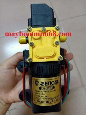 Máy bơm áp lực mini 12V-60w