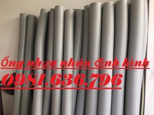 Ống gió PVC cao cấp , ống nhựa nhún chất lượng cao.