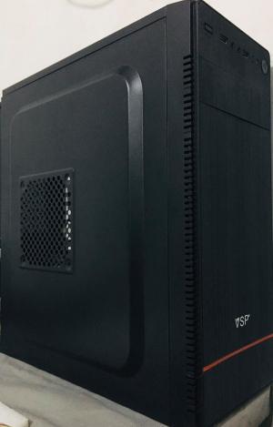 PC Giga H61 4.0-i3 2100-6GB-GTX 750Ti.