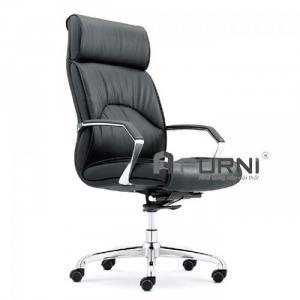 Ghế văn phòng lưng cao nệm PVC dày cao cấp CM4409-P