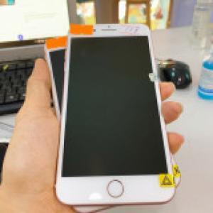Điên thoại iPhone 7 PLUS hàng quốc tế Likenew 99%