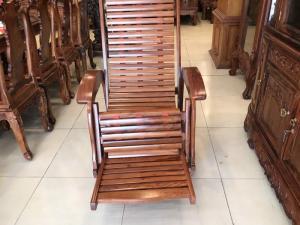 Ghế lười gỗ căm xe bền tót giá rẻ