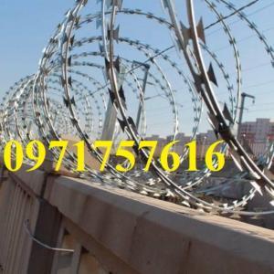 Tổng kho hàng dây thép gai giá tốt tại Hà Nội