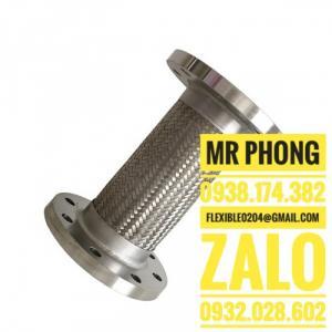 Ống mềm inox chịu nhiệt - Ống mềm inox 304 - Ống inox mềm