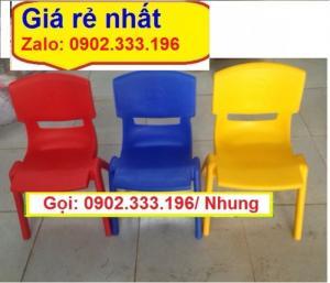 Nơi cung cấp bàn ghế nhựa mẫu giáo