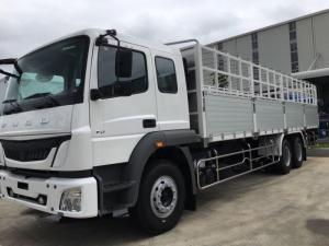 Tây Ninh, bán xe tải FUSO 15 tấn, xe tải FUSO nhật bản 3 chân 15 tấn, trả góp