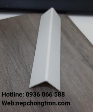 Nẹp ốp góc chữ V nhựa PVC cao cấp , nẹp chữ V