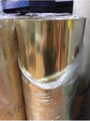 Đồng tấm lá vàng 0.8x600x500mm