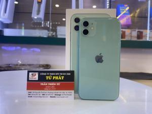 IPhone 11 Fullbox 100% xanh tươi như hoa