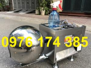 Máy làm bánh nhãn, bánh cà cỡ viên 10mm 12mm giá rẻ tại Nghệ An, Hà Tĩnh