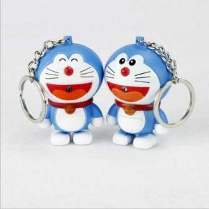 Móc Khóa Doremon Có Đèn Led và Kêu I Love You - MSN181487