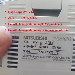 FX CPU mitsubishi