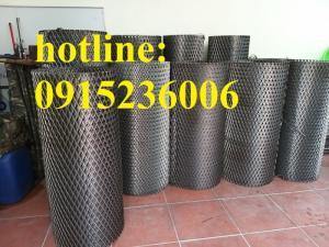 Chuyên cung cấp lưới dập giãn, lưới kéo giãn khổ 1m, 1,2m 1,5m