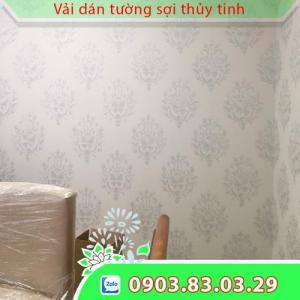Vải dán tường, Vải dán tường giá rẻ