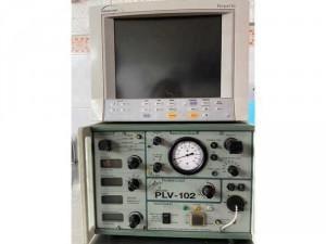 Máy thở+ Monitor dòng PLV-102