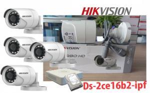 Camera thương hiệu HIKVISION 2.0megapixel