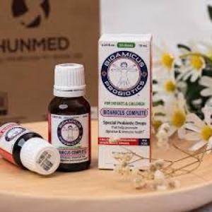 Vitamin D3 Bioamicus chống còi xương phát triển chiều cao