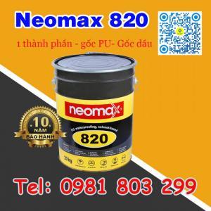 Sơn chống thấm sân thượng Neomax 820