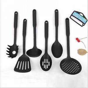 Bộ Dụng Cụ Nhà Bếp 6 Món Vá, Sạn, Lật, Múc Canh, Vớt - MSN181494