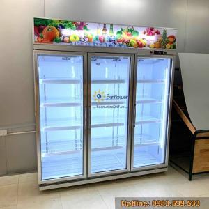 Tủ mát bảo quản hoa quả, trái cây nhập khẩu