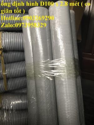 2020-08-07 16:10:28  7 0973958329 Cung cấp ống nhựa pvc định hình cố định phi 100, 125,150,200 ( 2.8 - 5 met) 400,000
