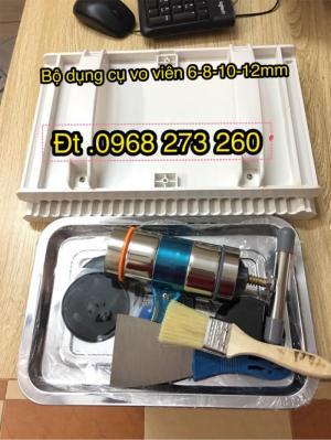 2020-08-07 16:12:05  3  Bộ dụng cụ làm viên trân châu trà sữa 8mm 1,450,000