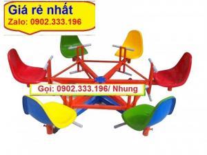 2020-08-07 17:50:36  4  Nơi cung cấp đu quay ngoài trời mẫu giáo ,khu vui chơi trẻ e 120,000