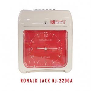 Bán máy chấm công thẻ giấy Ronald Jack 2200A/N
