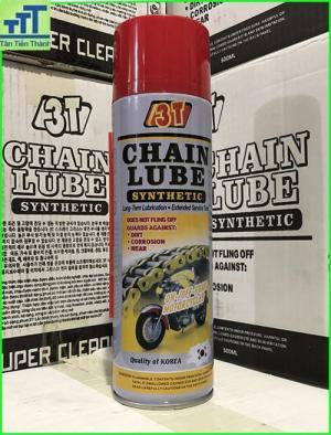 Chai xịt sên dưỡng sên 3T Chain Lube