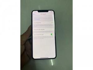 Iphone Xs Max 64gb trắng lock keng chẩn zin áp