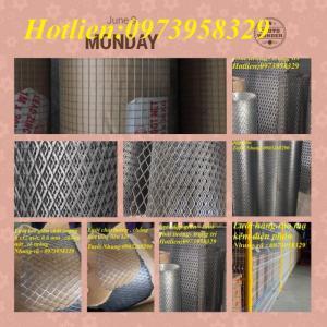 Lưới tô tường chốt nứt ô vuông phi 0.5 ( 5 x 5mm), dây 1 ( 10 x10mm)