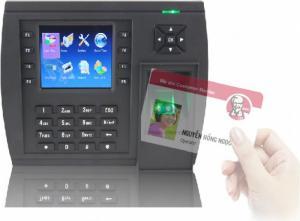 Bán Máy chấm công vân tay + thẻ cảm ứng MITA 8683: Dung lượng lớn