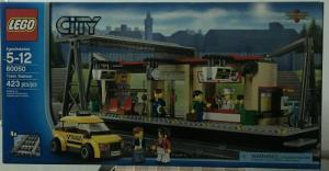 Lego City - 60050 - Nhà Ga tàu điện