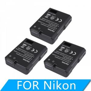 Pin máy ảnh EN-EL14 For Nikon EN-EL14 EL14a camera battery