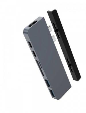 Cổng Chuyển Hyperdrive Duo 7in2 (Ver 2) HDMI 4K60Hz - MSN181501