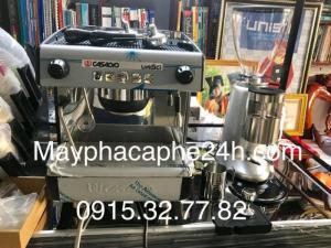 Thanh lý máy pha cà phê chuyên nghiệp Casadio A1