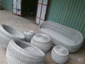 Bộ ghế nhựa giả mây cao cấp giá tại xưởng..
