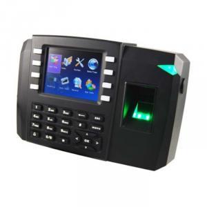 Bán Máy chấm công vân tay + thẻ cảm ứng Ronald Jack TFT 600