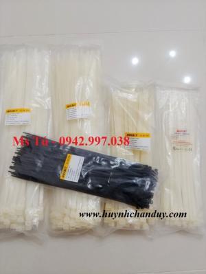 Dây rút nhựa size lớn, 100pcs/túi - Beisit/China